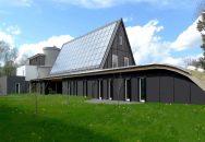 1.Hofer Sonnenhaus mit Solaranlage