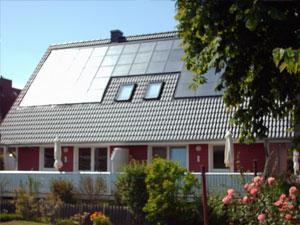 wirtschaftliches konzept ein euro heizkosten pro quadratmeter neues sonnenhaus in hamburg. Black Bedroom Furniture Sets. Home Design Ideas