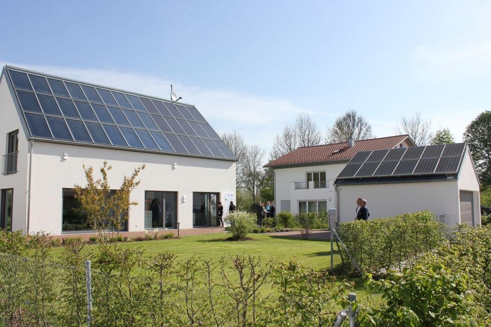 Rekord-Arbeitszahl für Solar-Wärmepumpen-System im Effizienzhaus ...